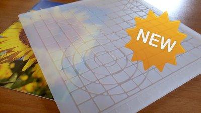 Silicon3D PLATE - 3D-Zeichenplatte für Ihren 3D-Stift!