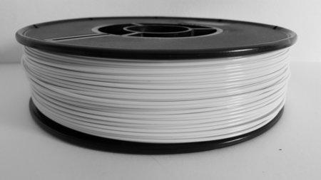 3D Drucker filament weiss 0,8KG -PLA-
